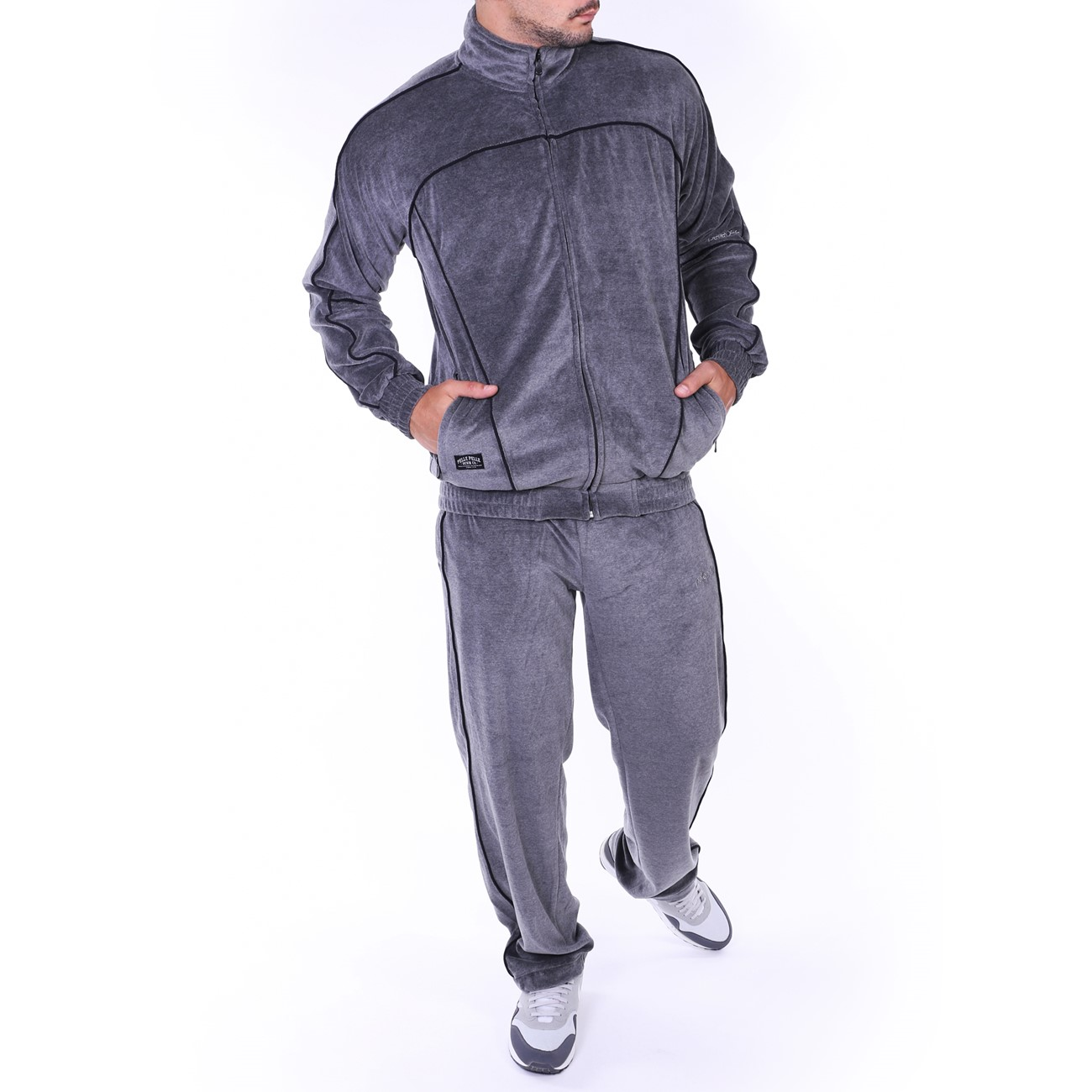 Pop & lock warm up suit