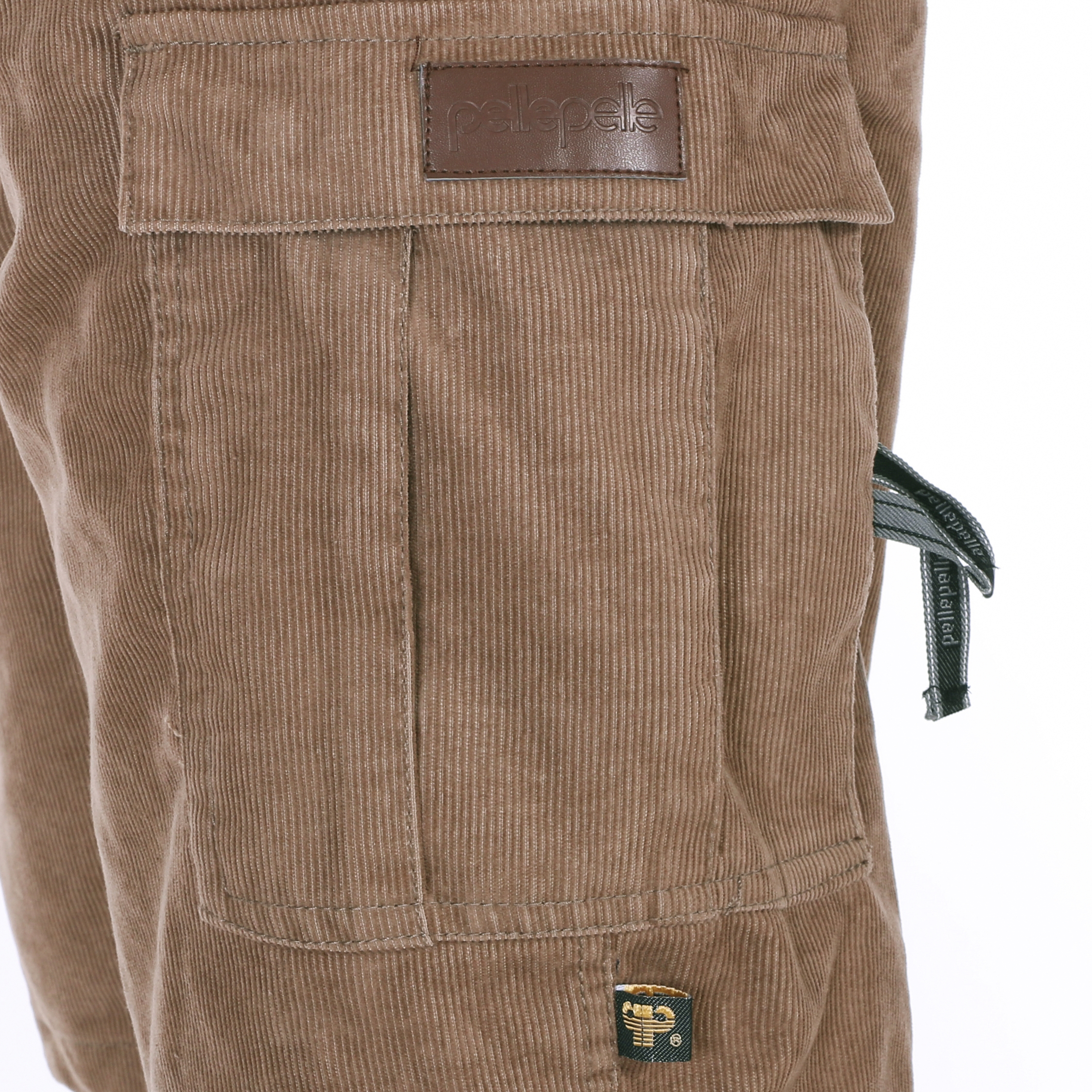 Mens Corduroy Cargo Pants - Pant So