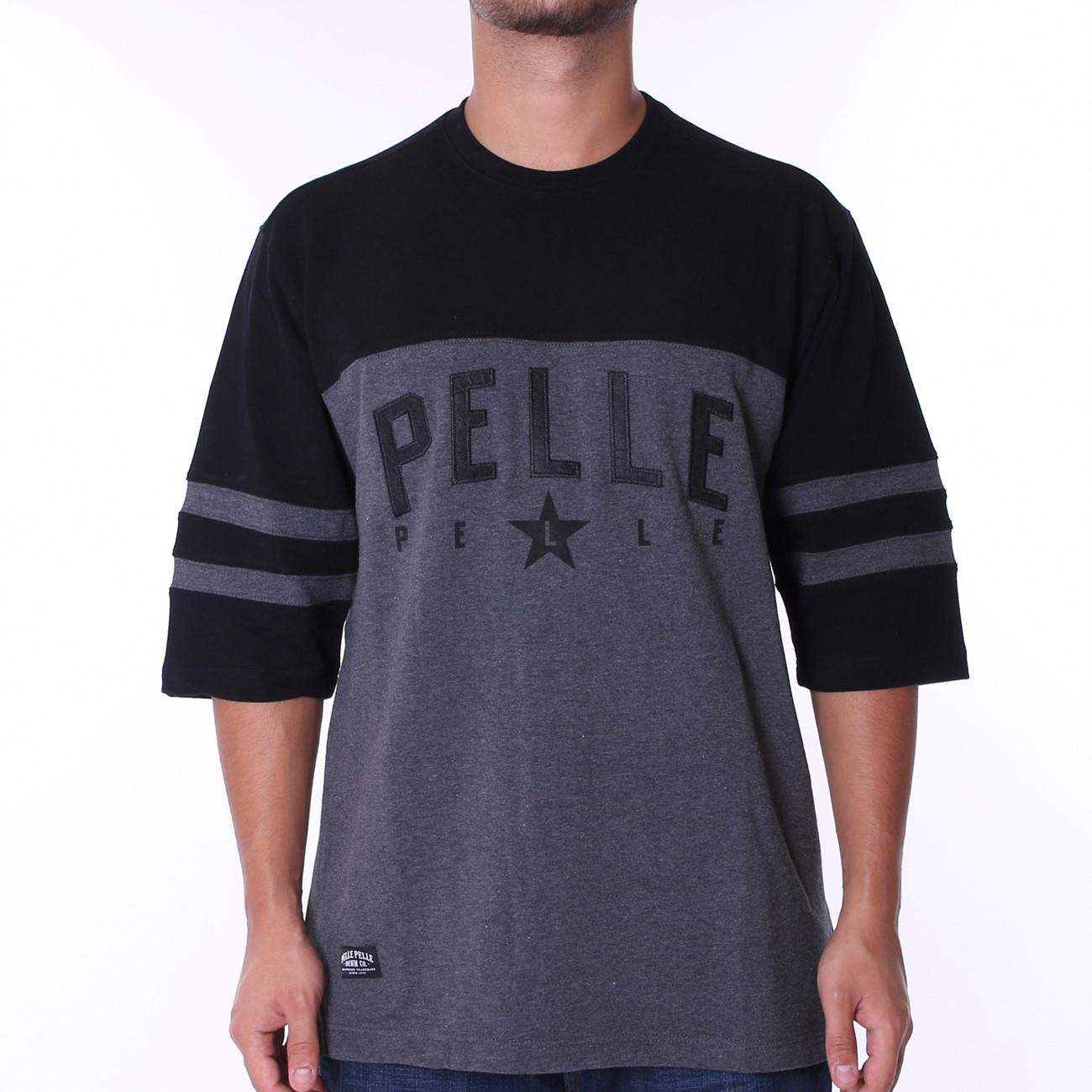 Bay area heavy t shirt s s pelle pelle store europe for South bay t shirts