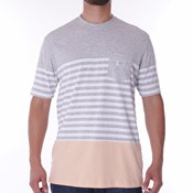 Pelle Pelle - Colorblock pocket t-shirt s/s