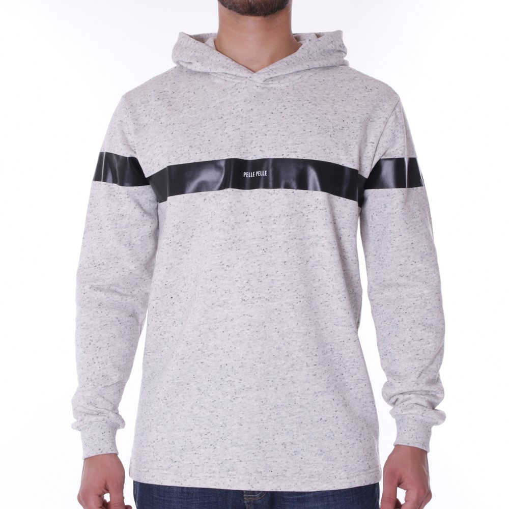 Image of   16 bars hooded t-shirt l/s