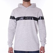 Pelle Pelle - 16 bars hooded t-shirt l/s