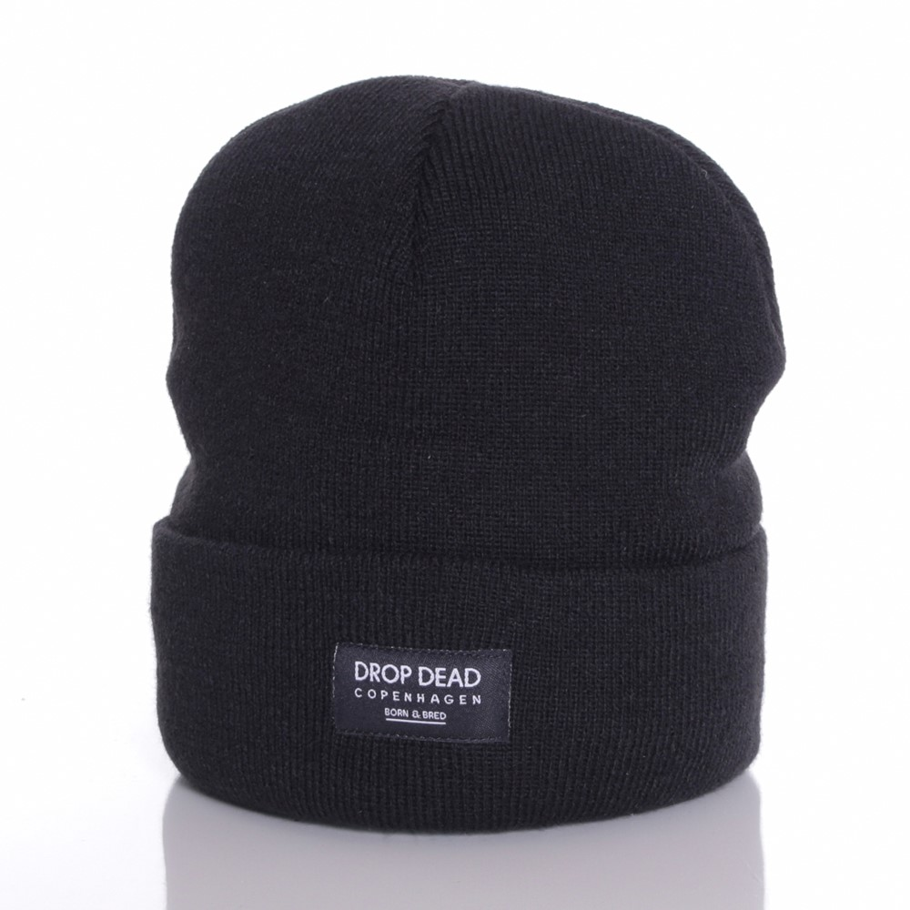 Image of   Drop dead beanie