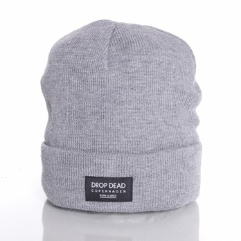 Drop Dead - Patch Logo Beanie