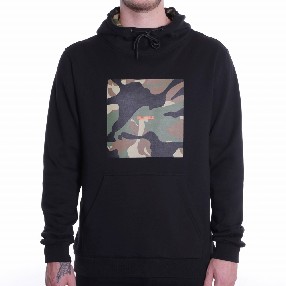 Image of   Box camo hoody