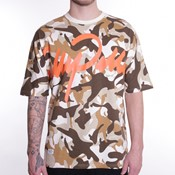 Pelle Pelle - Signature blow-up t-shirt s/s