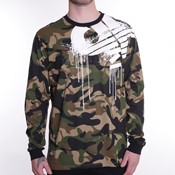 Pelle Pelle - Demolition t-shirt l/s