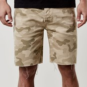 Cayler & Sons - C&s alldd raw edge denim shor*