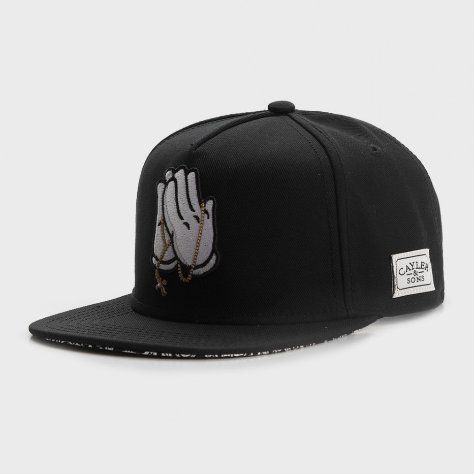 Image of   C&s wl pray for classic cap