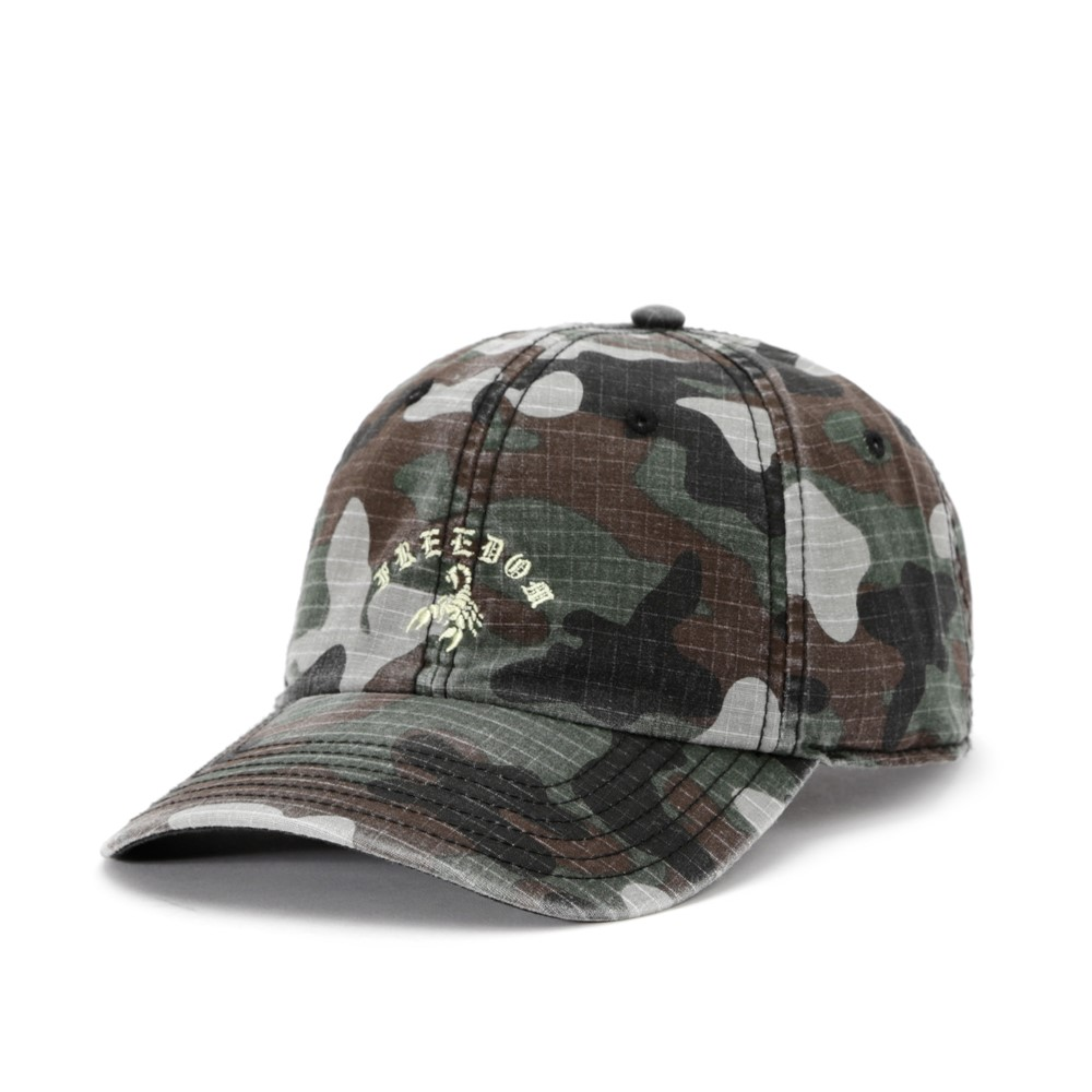 Image of   Csbl frdm curved cap
