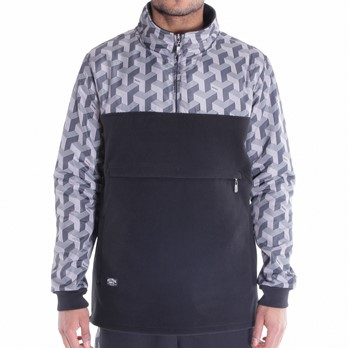 Pelle Pelle - Blockparty mockneck