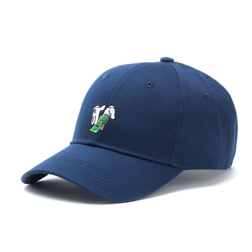 Image of   C&s wl make it rain curved cap