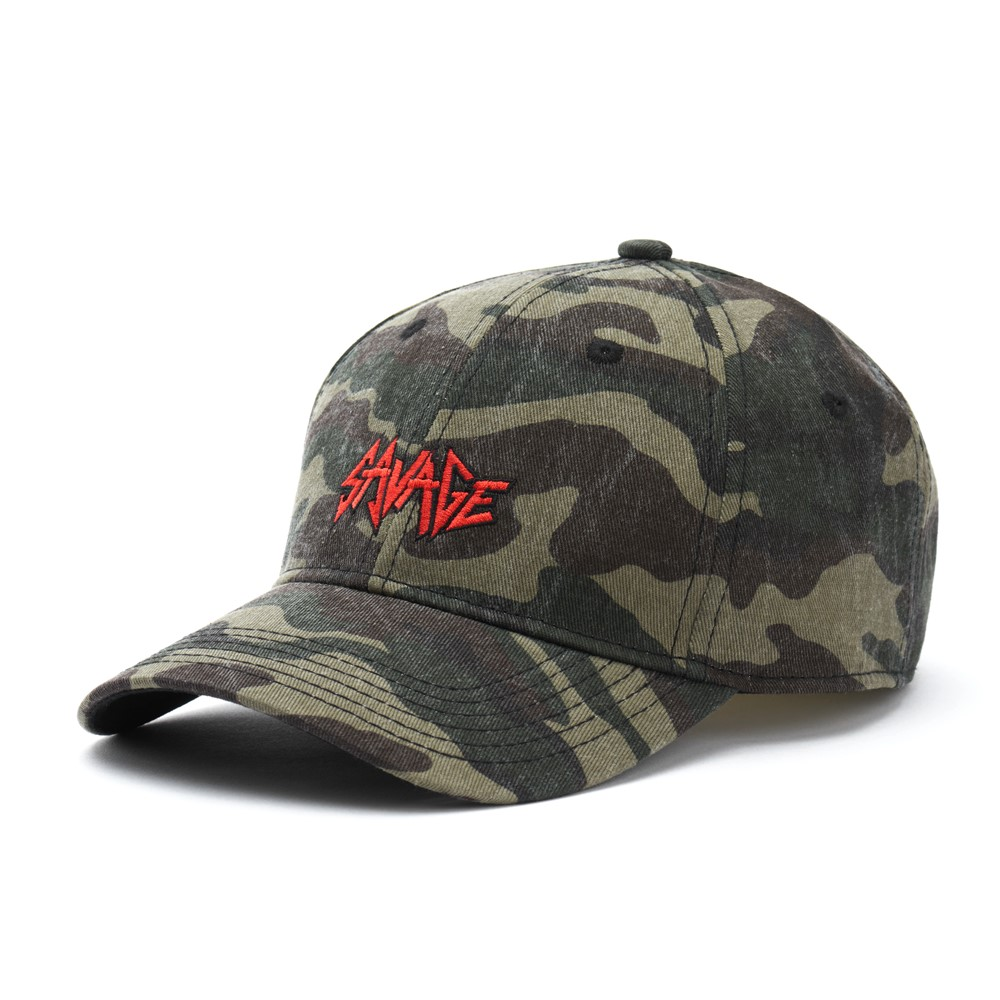 Image of   C&s wl savage curved cap