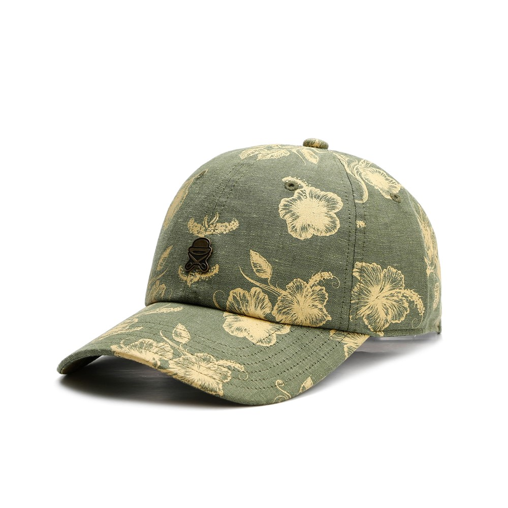 Image of   C&s cl vibin' curved cap