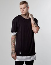 Cayler & Sons - Csbl deuces long layer tee
