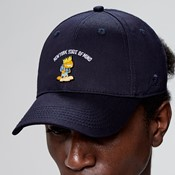 King garfield curved cap
