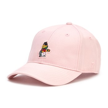 Hyped garfield curved cap