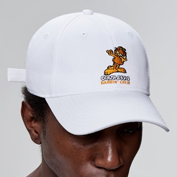 The dab curved cap