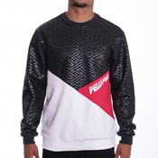 Sayagata pointer crewneck