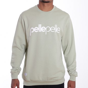 Pelle Pelle - Back 2 the basics crewneck