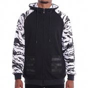 Pelle Pelle - Jungle tactics zip hoody