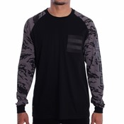 Pelle Pelle - Jungle tactics t-shirt l/s