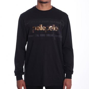 Pelle Pelle - Recognize t-shirt l/s