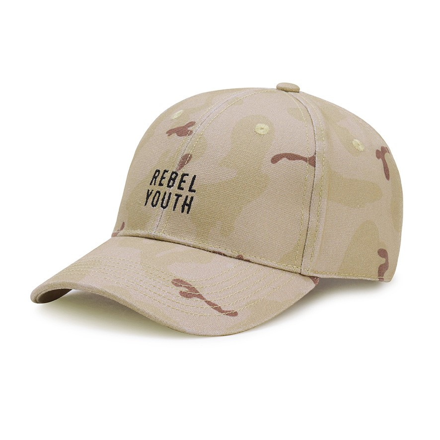 Image of   Csbl rebel youth curved cap