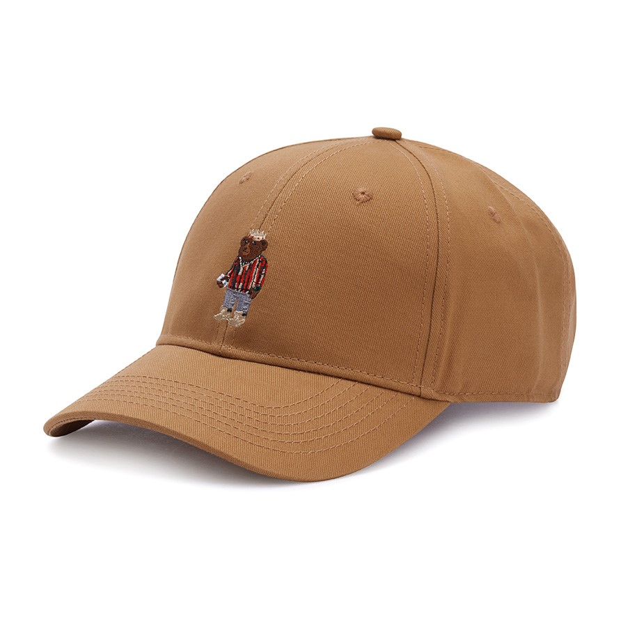 Image of   C&s wl bedstuy curved cap