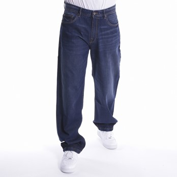 Double p denim pant