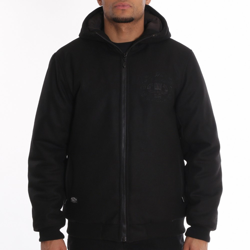Image of   Anniversary hooded jacket