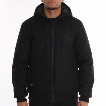 Pelle Pelle - Anniversary hooded jacket