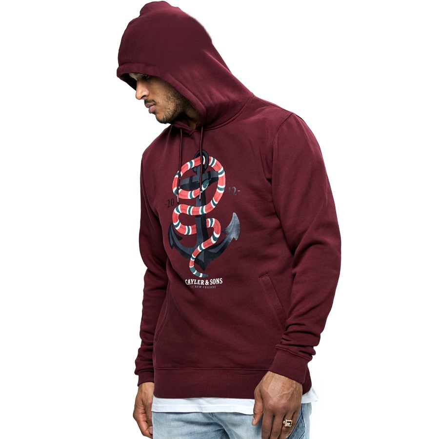 Image of   C&s wl anchored hoody