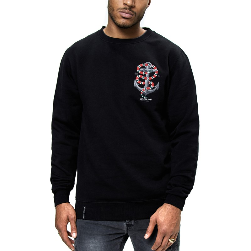 Image of   C&s wl anchored crewneck