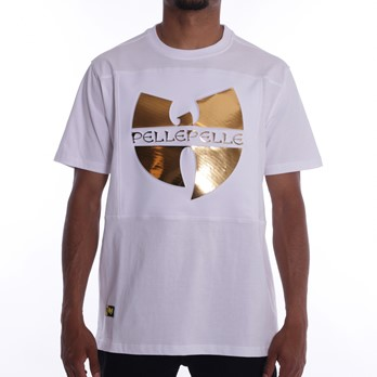 Pelle Pelle x Wu-Tang - Gold tooth t-shirt