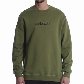 Core-porate crewneck