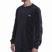 Pelle Pelle - Core sports velours crewneck