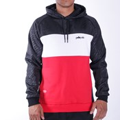 Core cut hoody