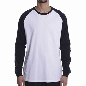 Pelle Pelle - Core sports tape t-shirt l/s