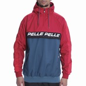Pelle Pelle - Colorblock hooded jacket