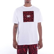 Sticker game square t-shirt
