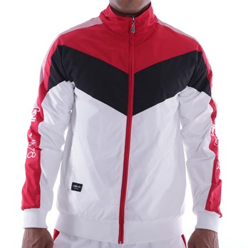 Stadium block trackjacket