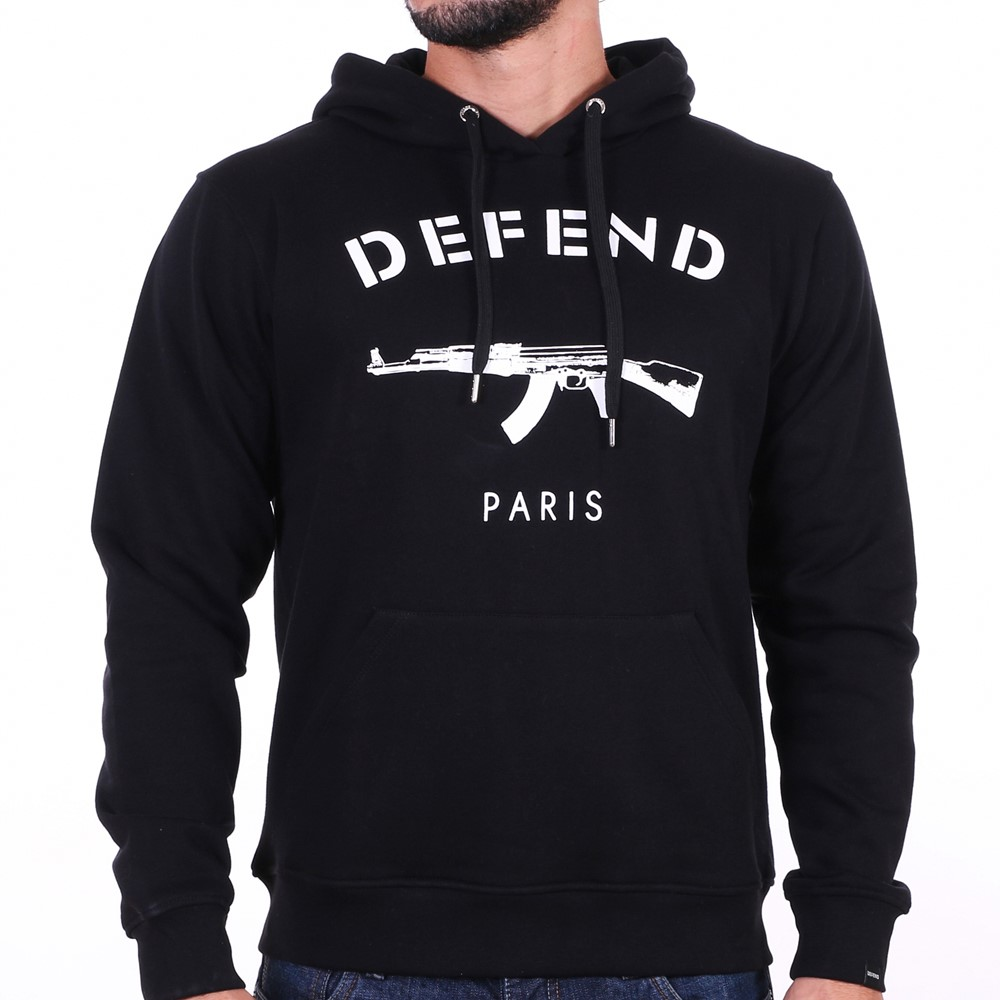 Image of   Defend Paris - Paris Hoody