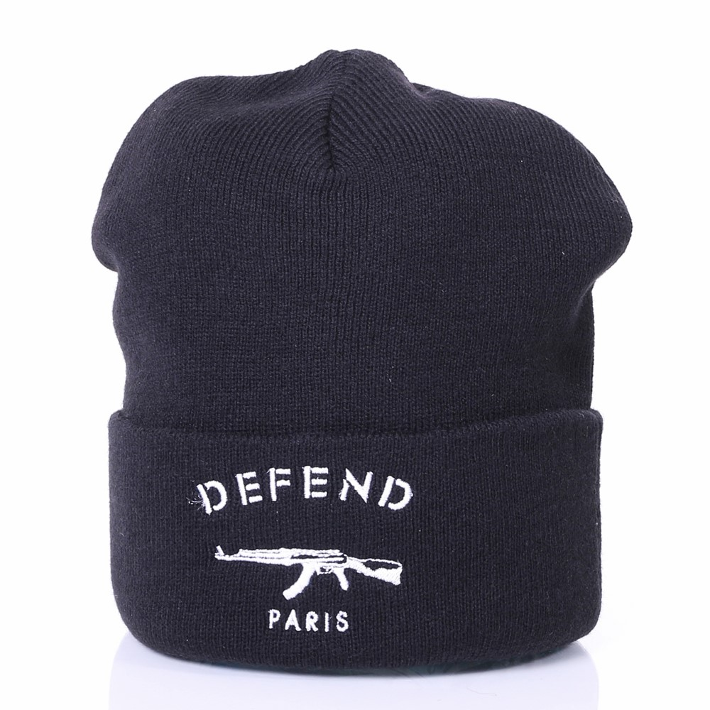 defend-paris-paris-beanie