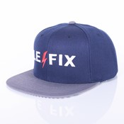 Le Fix - Flash Logo Snapback