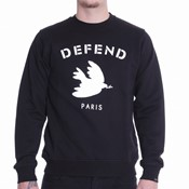 Defend Paris - Dove Crewneck