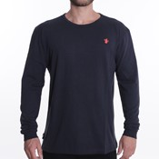 Le Fix - Kaj Embroidery LS Tee