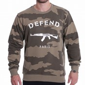 Defend Paris - Paris Crewneck