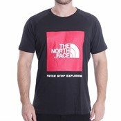 The North Face - Rag Red Box T