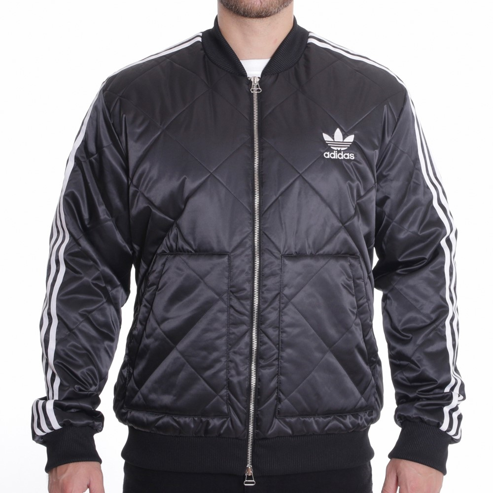 Image of   Adidas - SST Quilted Jacket